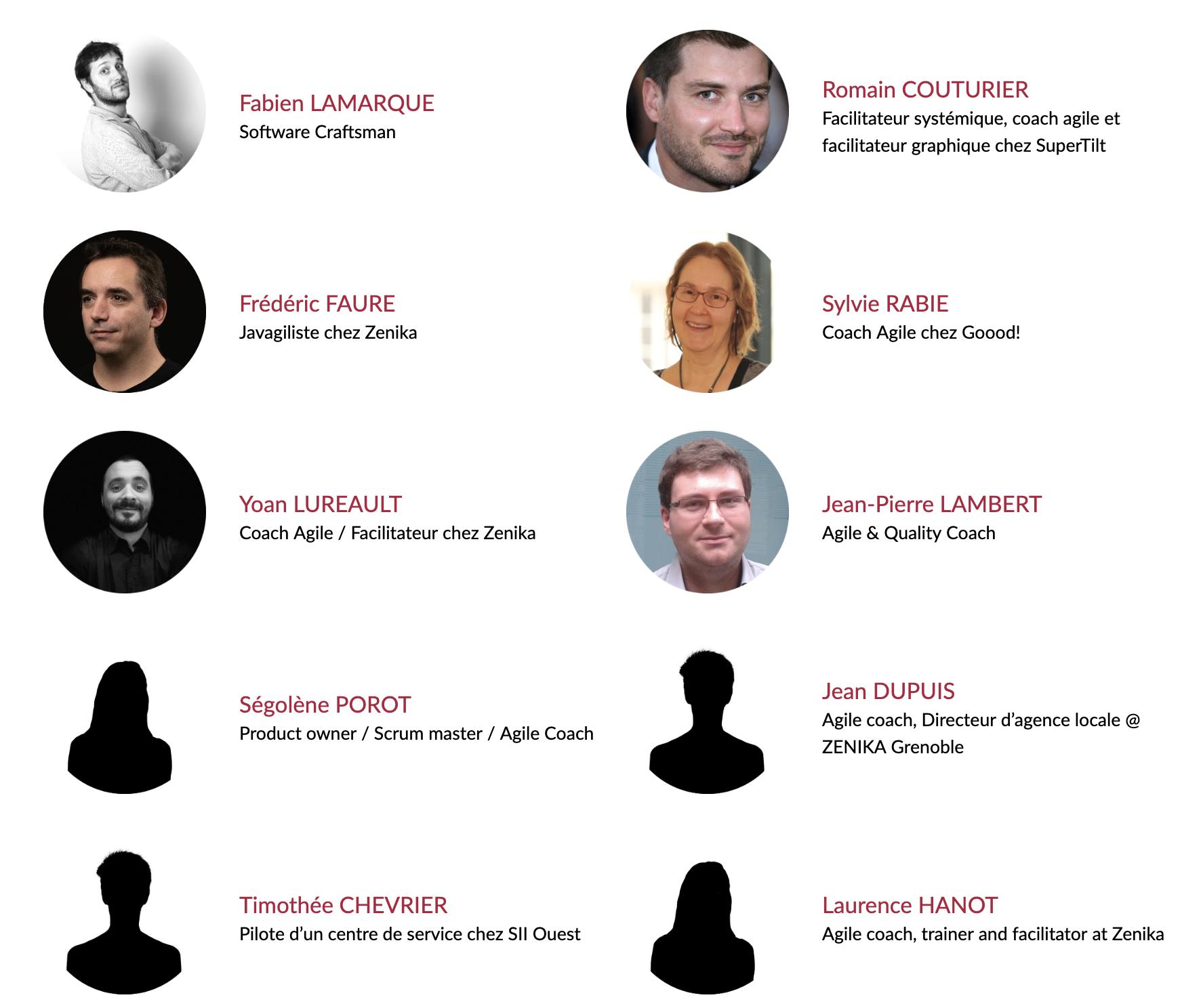 ZenikAgile Day - Speakers