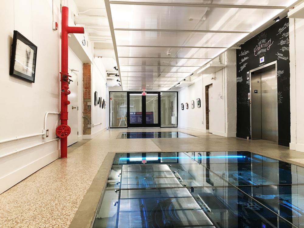 cSPACE Corridor
