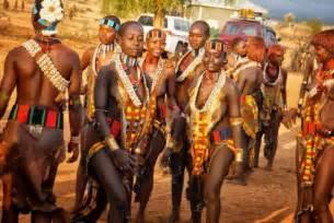 African ritual ancestors