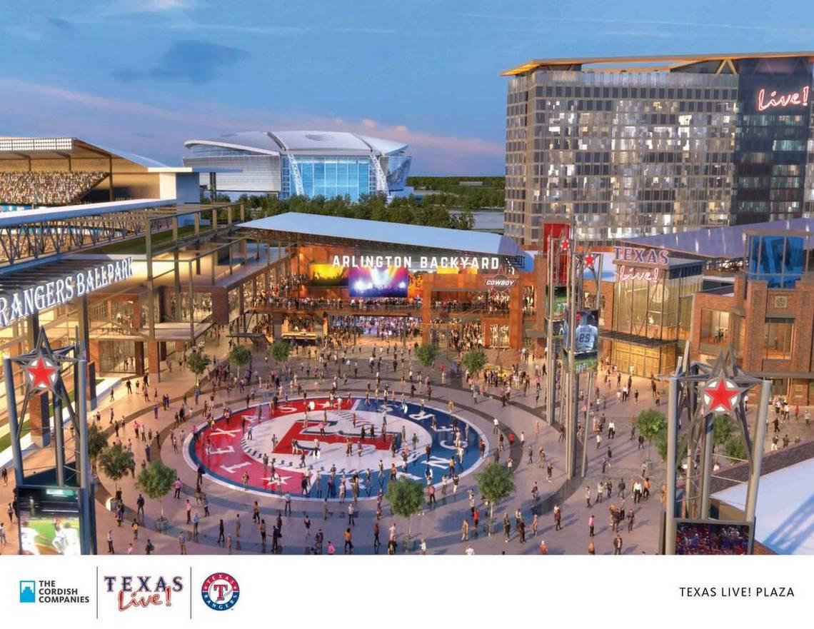 TexasLive! Entertainment Plaza