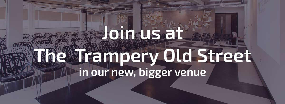 Join us at The Trampery Old Street