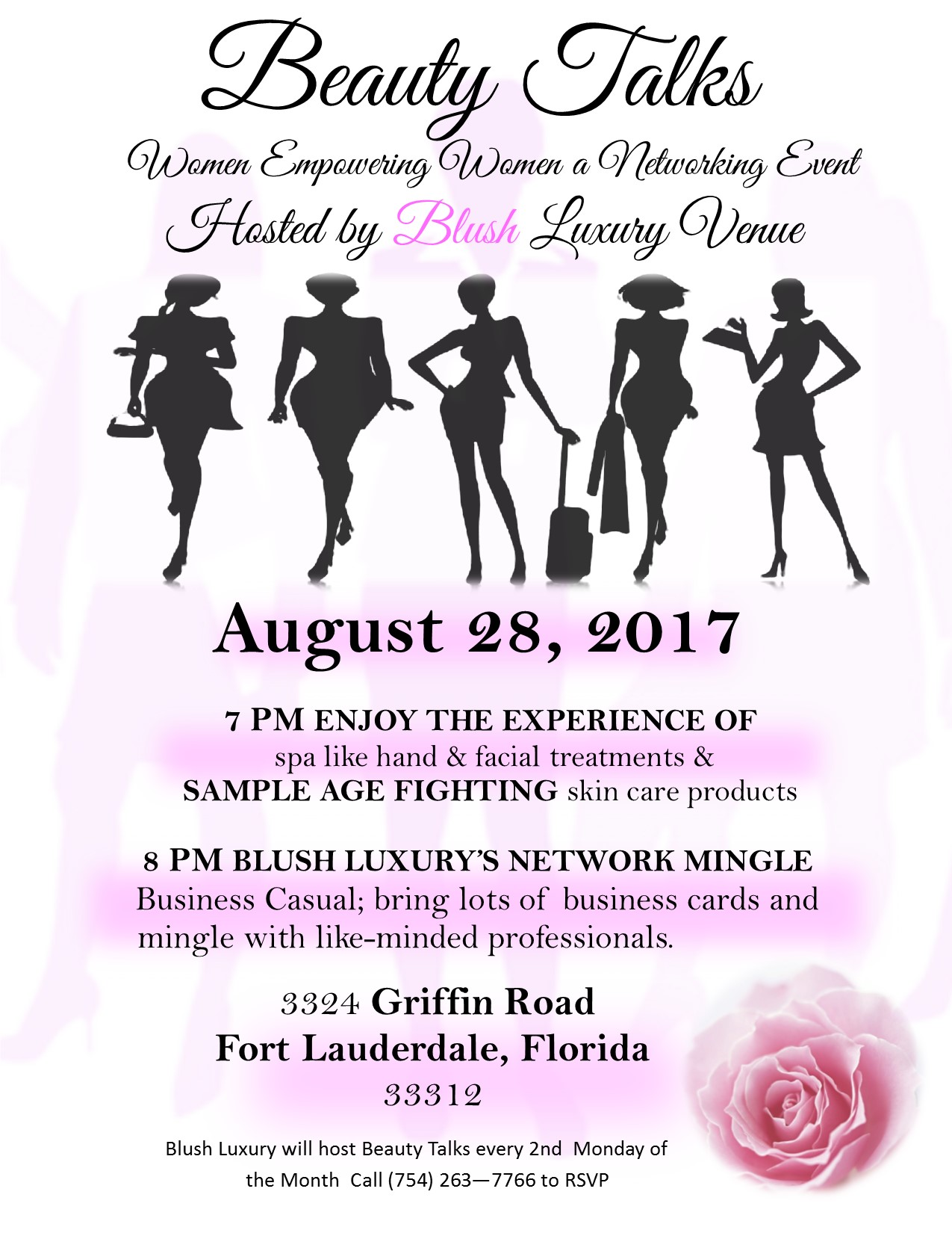 beauty talks a networking event tickets mon aug 28 2017 at 7