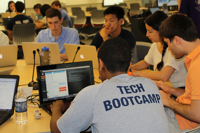 yale tech bootcamp