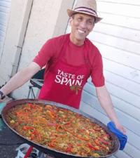 Jimmy's paella