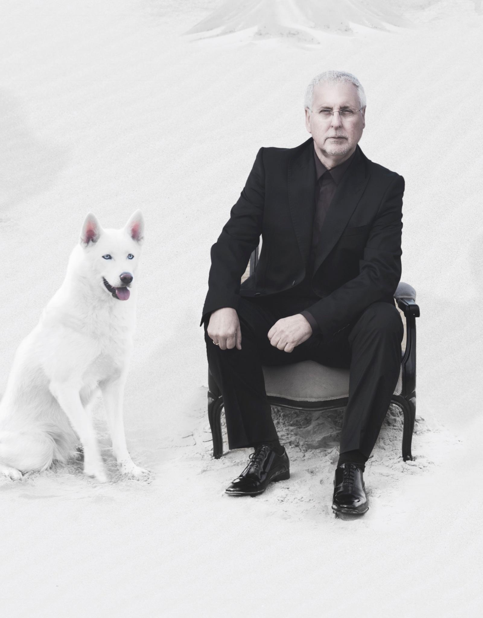 Ralph Watson and Wolf