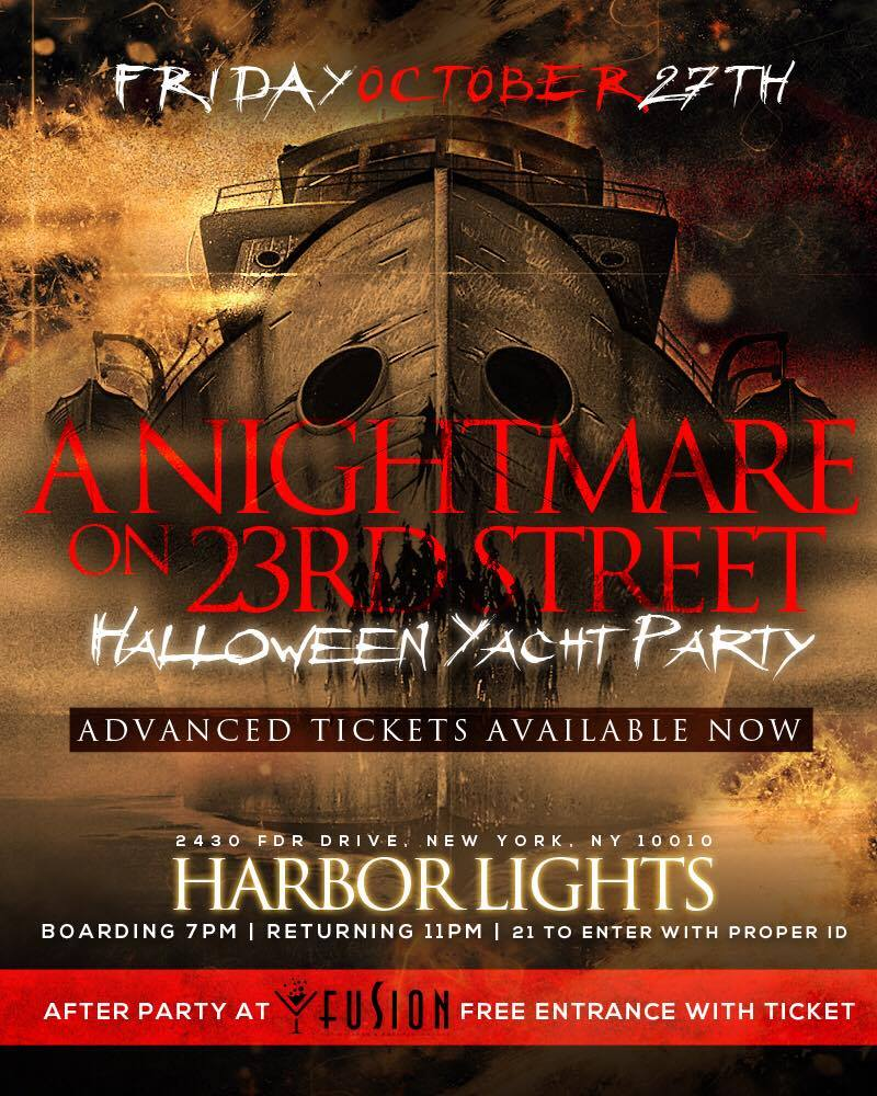 harbor lights halloween party
