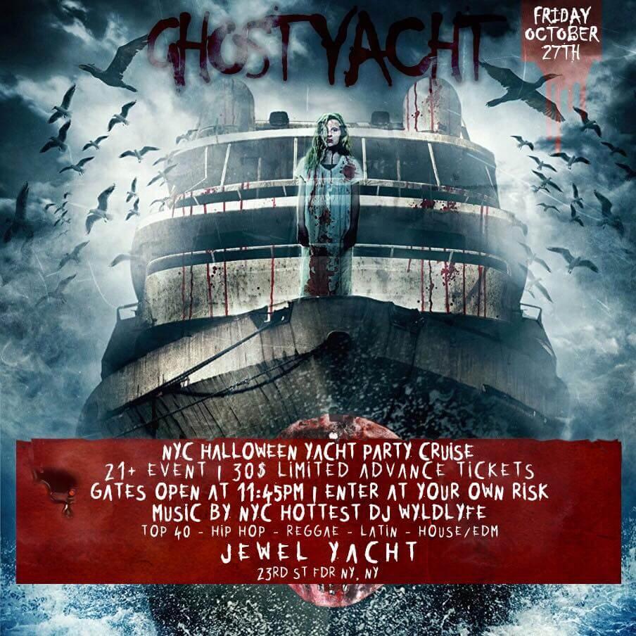 jewel yacht Nyc