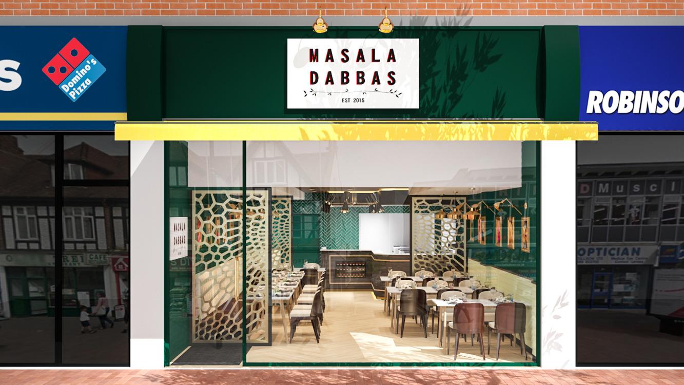 Masala Dabbas