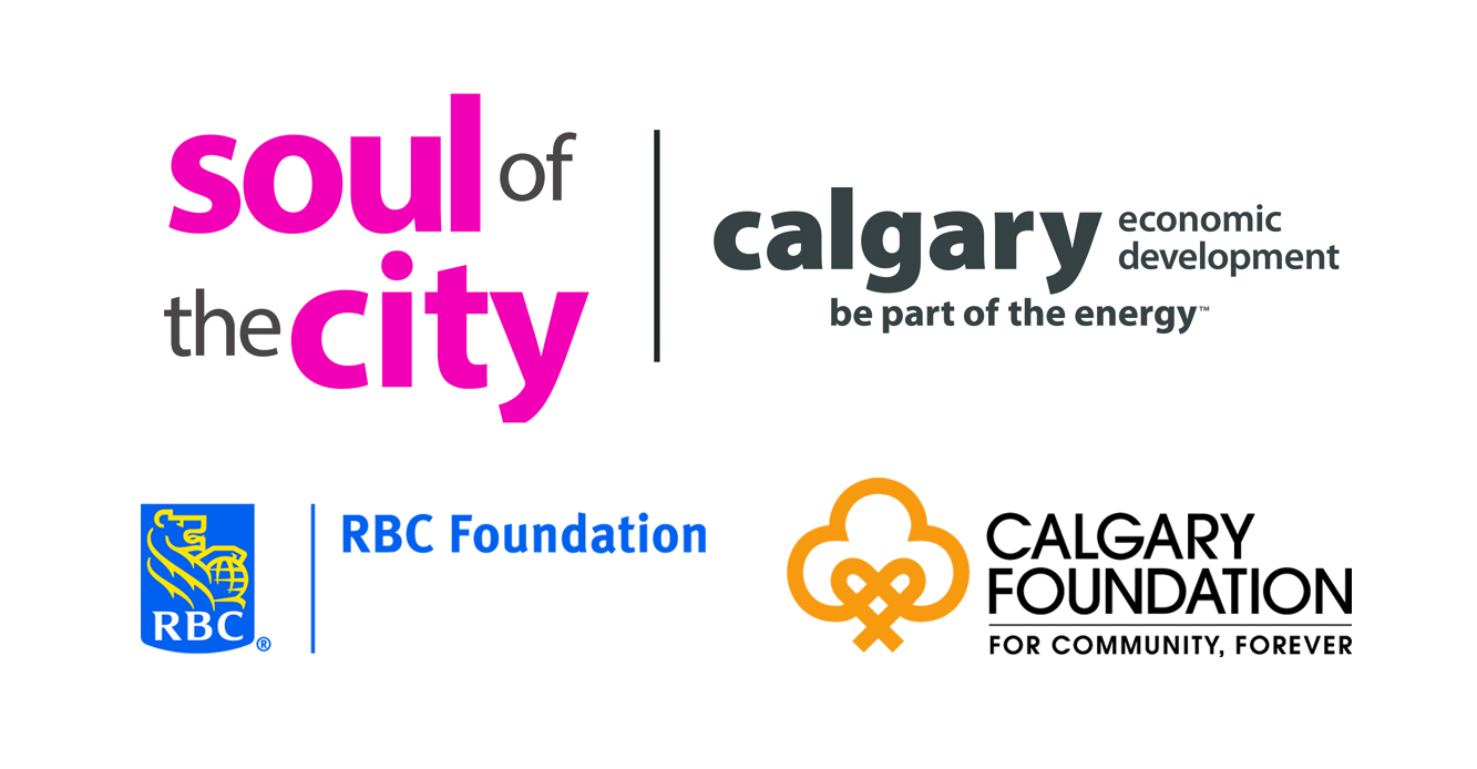 Soul of the City - Neighbour Grants Program, RBC, The Calgary Foundation, Calgary Economic Development