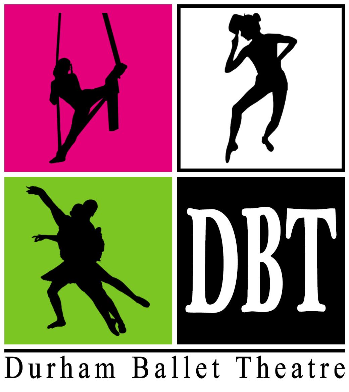 Durham Ballet Theatre Logo