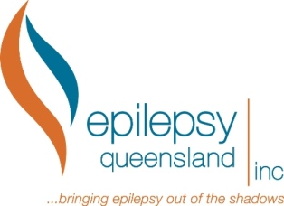 Epilepsy Queensland logo