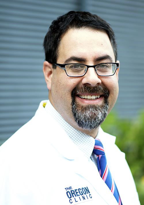 Dr. Bobby Ghaheri headshot