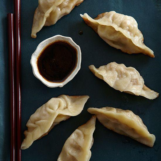 Dumplings and Chopsticks