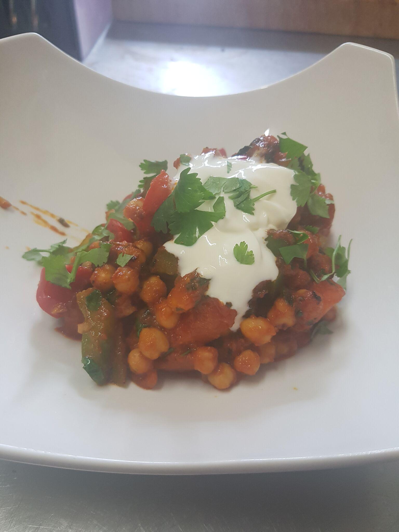 Ethiopian Dish 5