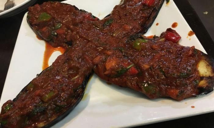 Ethiopian Dish 3