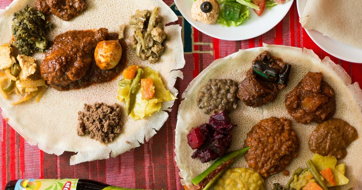 Ethiopian Dish 1