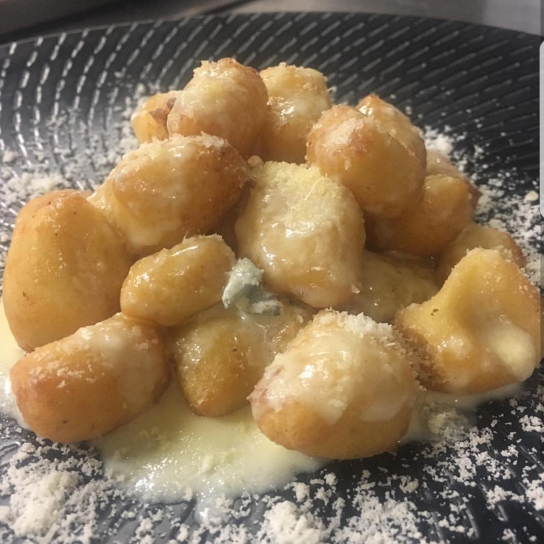 Gnocchi Finished Dish