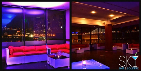 Bombay Love Bollywood by the Bay San Francisco Sky Bar Collage