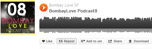 Bombay Love Soundcloud Podcast 8