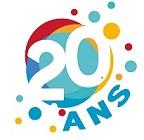 Logo 20 ans