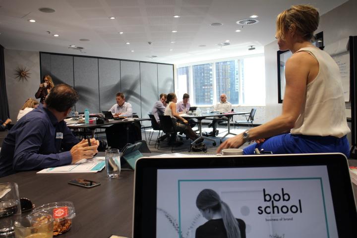 BoB School Sydney, 2016