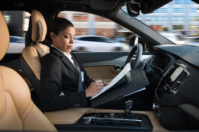 Autonomous Car Pic 1