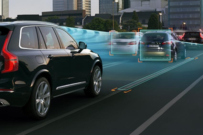 Autonomous Car Pic 2