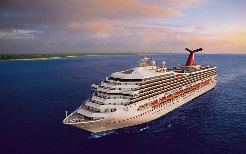 Carnival Triumph Ship