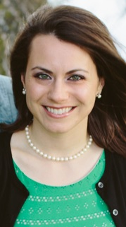 Stephanie Wall, smiling