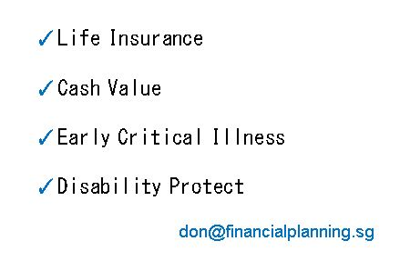 Life insurance features