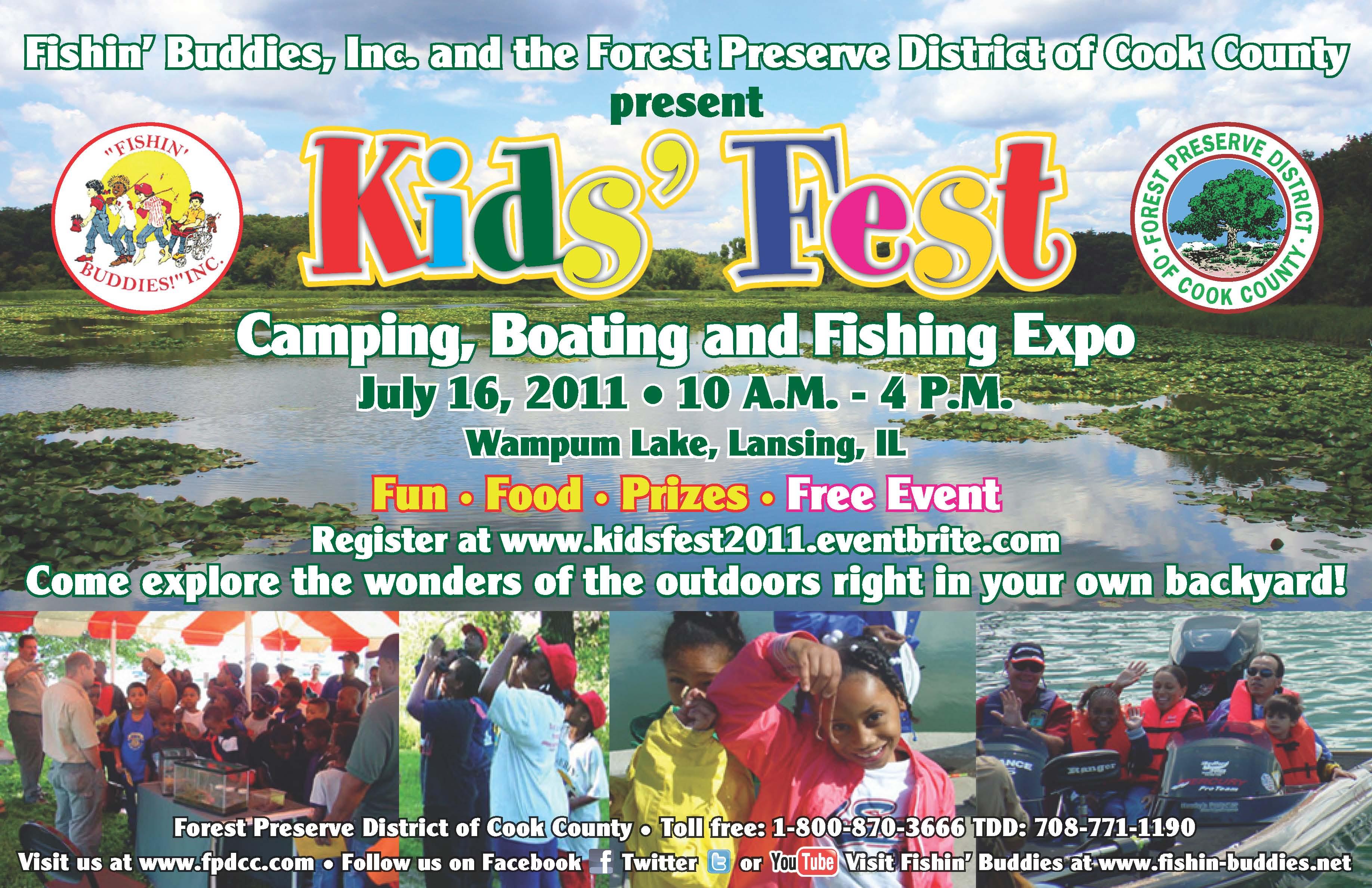 Kids Fest 2011 Flier