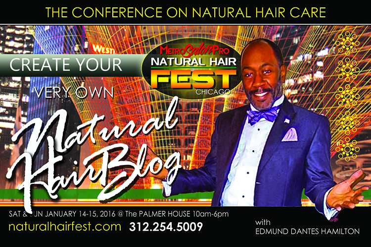 Create Your Very Own Natural Hair Blog