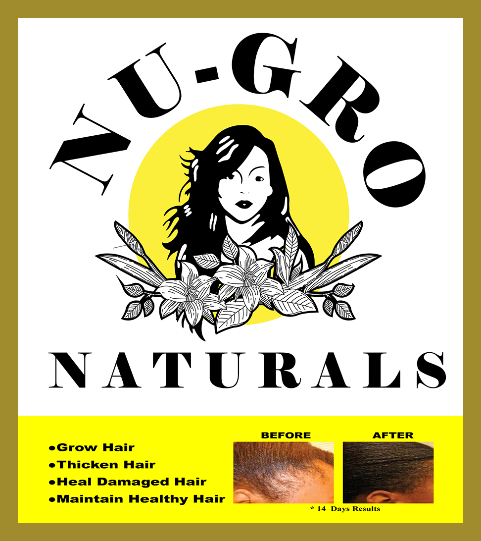 NuGro Natural Hair Care Products
