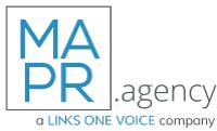 MAPR Agency Logo