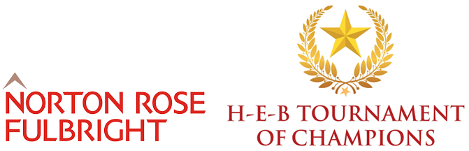 Norton Rose Fulbright and HEB logos