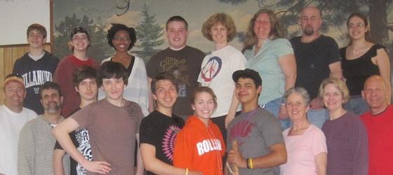 Teen Weekend Workshop Spring 2011