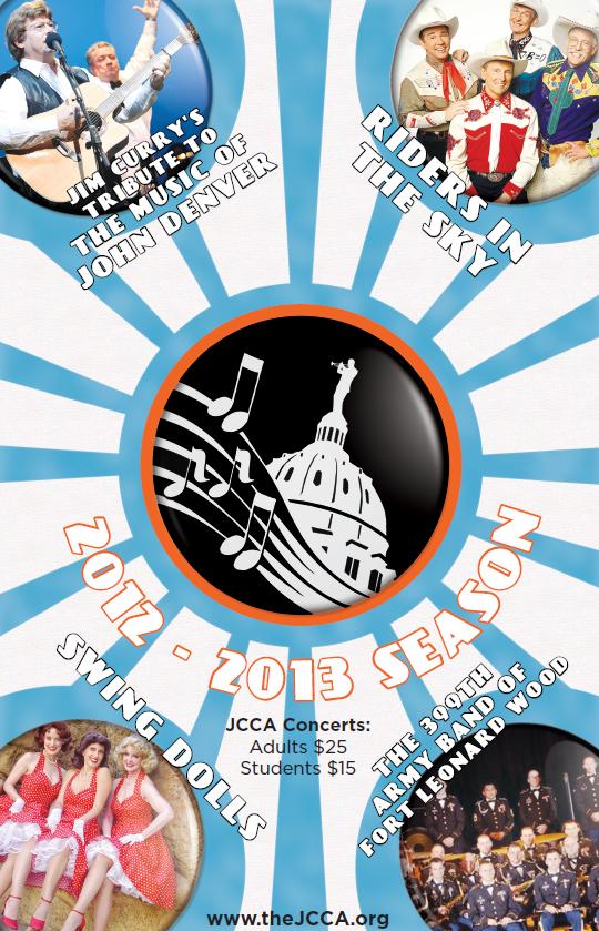 2012-2013 JCCA Brochure Poster
