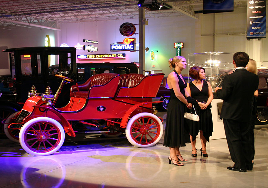 GM Heritage Center | 6400 Center Drive, Sterling Heights