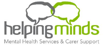 Helping Minds logo