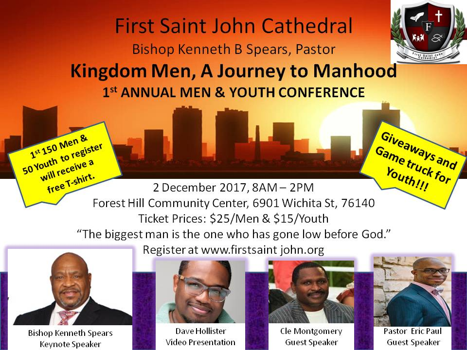FSJC 1st Annual Men and Youth Conference