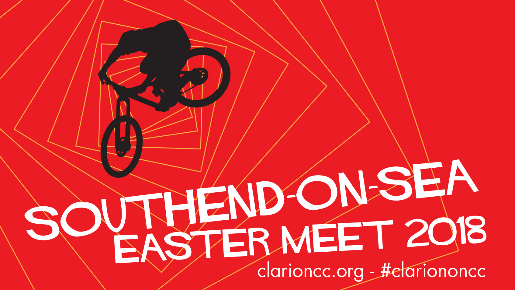 Clarion Cycling Easter Weekend Promo Banner
