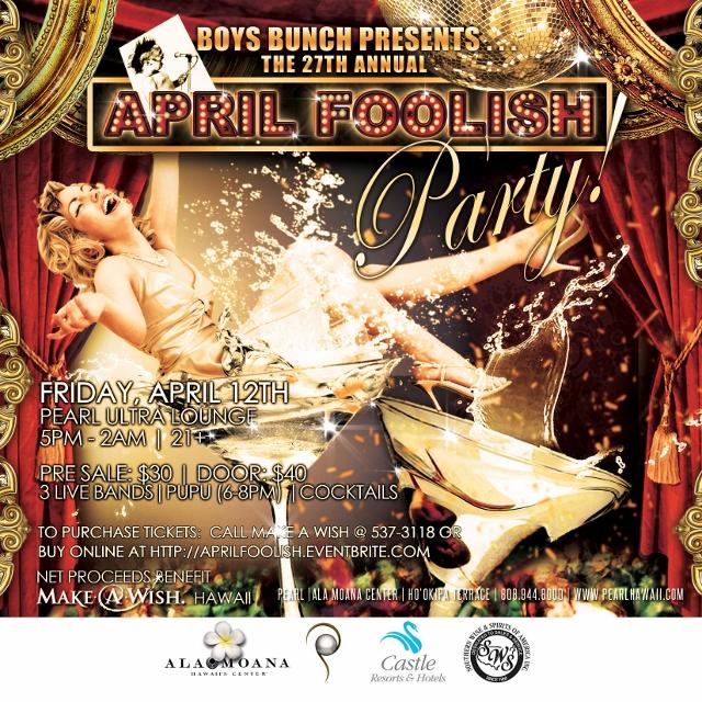 2013 April Foolish Invite