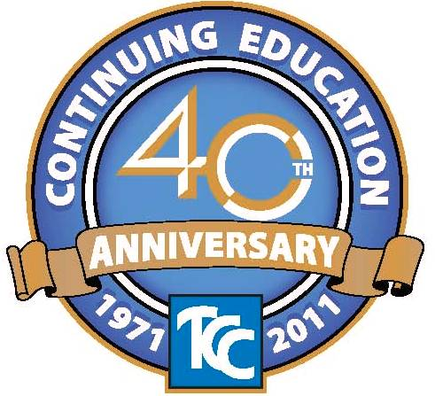TCC Continuing Education Logo