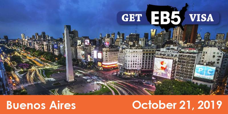 EB-5 Visa Info Session – Buenos Aires, Argentina – 6