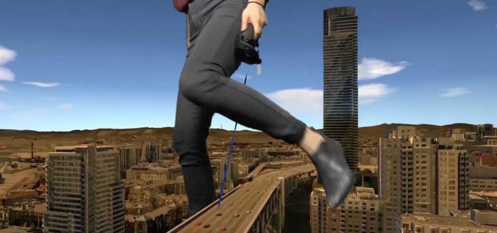 google earth vr. viajar por todo el mundo con la realidad virtual en barcelona
