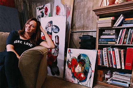 Denver Artist Angela Craven