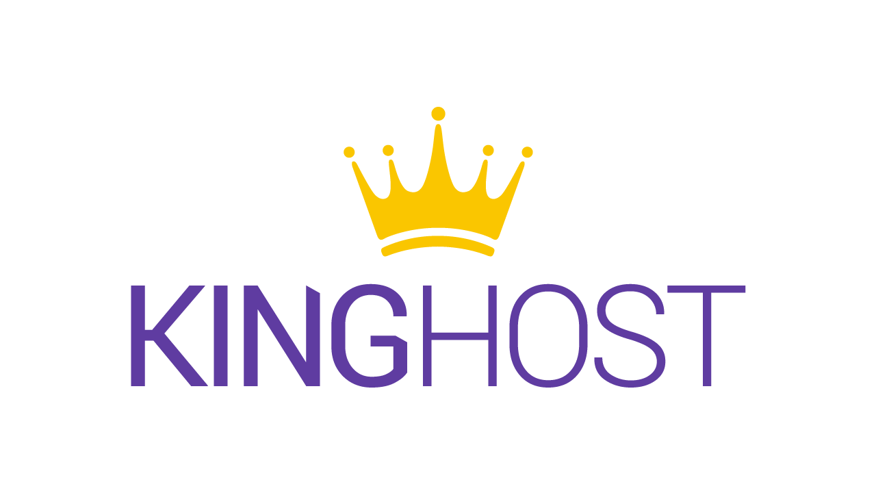 logotipo kinghost