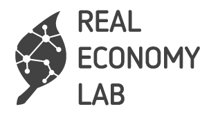 Real Economy Lab logo