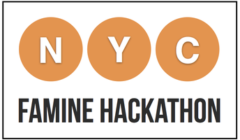 NYC Famine Hackathon with 50/50: Make or Break