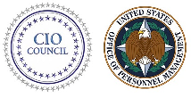 CIO & OPM Official Seals